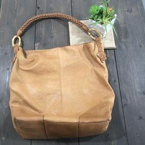Sigrid Olsen • Leather Hobo Bag